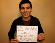 I'll Be Back #DA2014