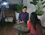 Interview with TV5 reporter Mj Marfori