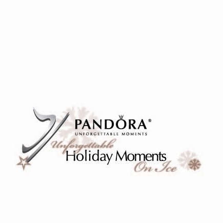 Pandora Unforgettable Holiday Moments on Ice this Saturday!
