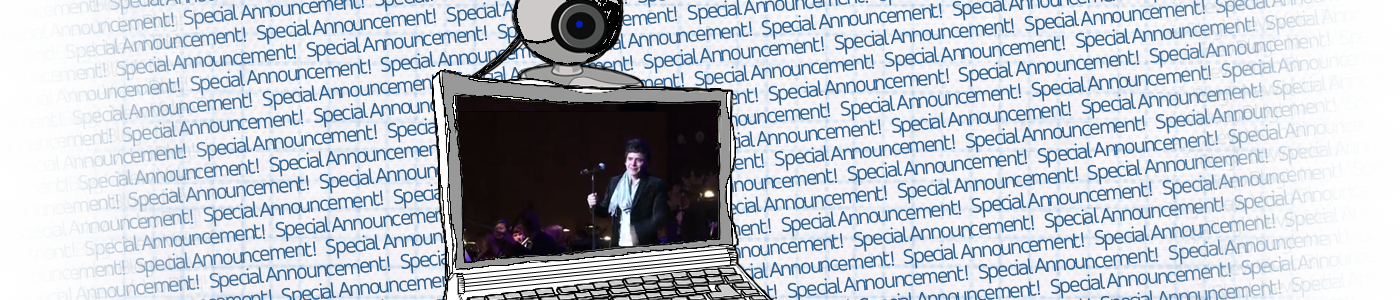 David's Special Announcement