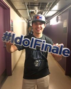 #Idolfinale