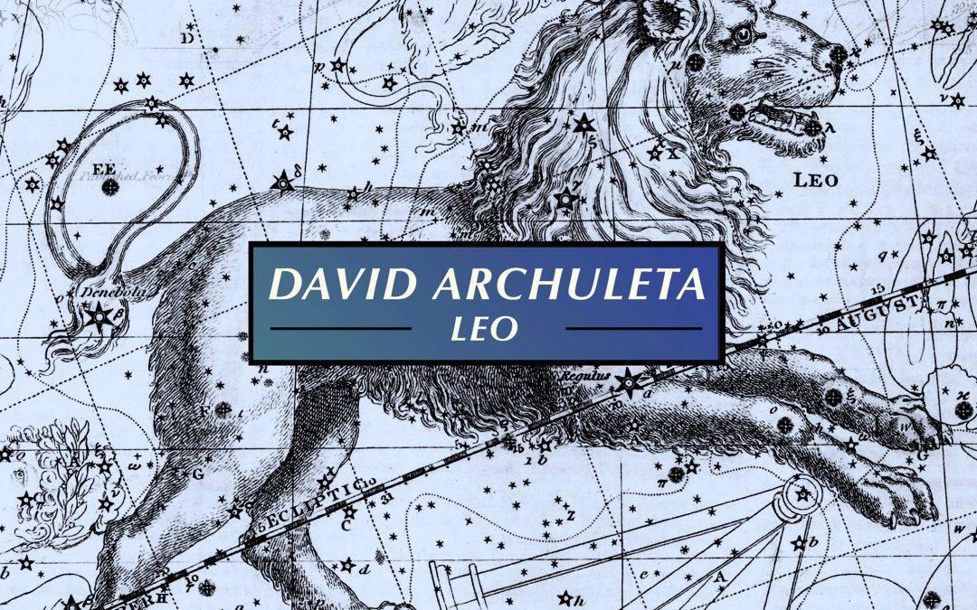Pre-Order David Archuleta's Leo EP