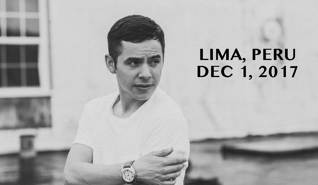December 1 – Lima